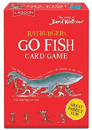 Classic Card Game - Go Fish