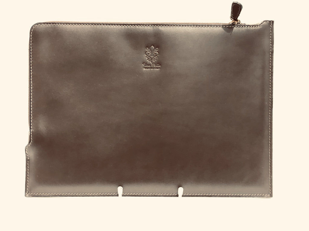 Ipad Case Italian Leather 27X20 cm
