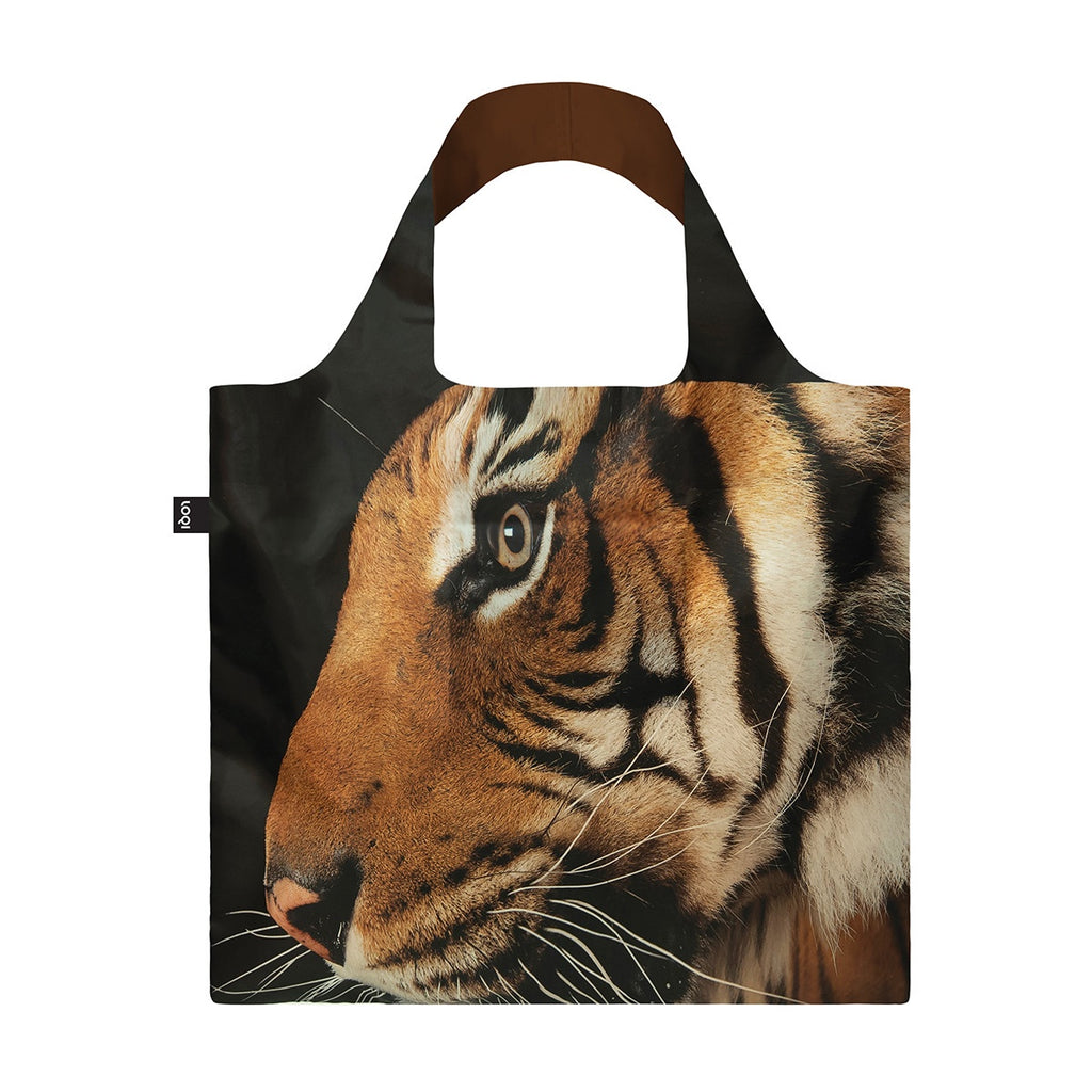 Shopping Bag - Loqi - National Geographic Collection - Malayan Tiger