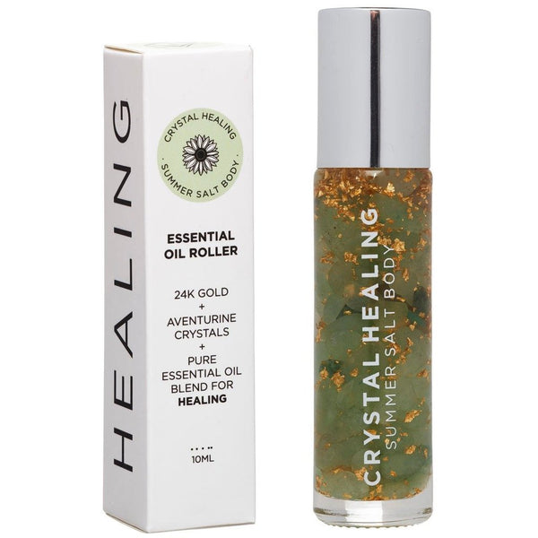 HEALING ESSENTIAL OIL ROLLER 10ML
