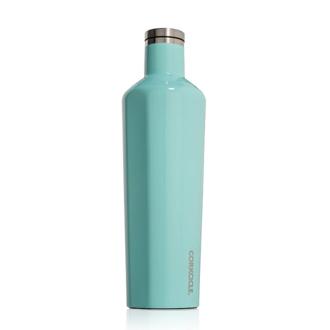 Corckcicle Insulated Stainless Steel Bottle -750 ML -  Turquoise