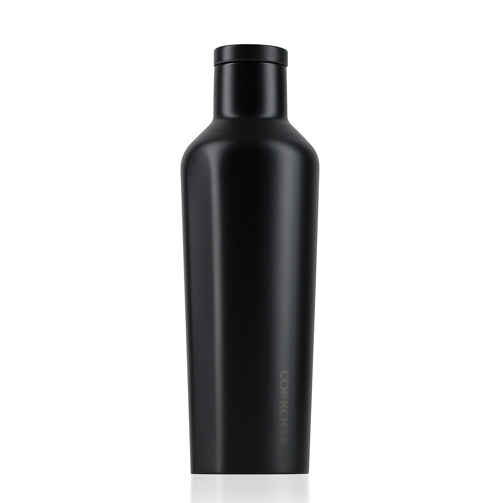 Corkcicle Insulated Stainless Steel Bottle - 475ml - Matt Black