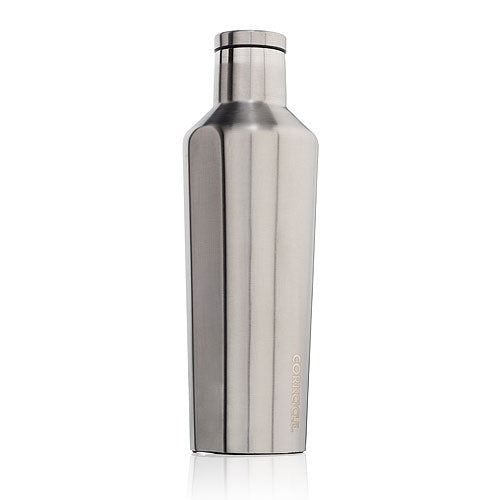 Corkcicle Insulated Stainless Steel Bottle - 475ml - Steel
