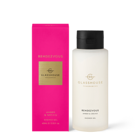 GF 400ml RENDEZVOUS Shower Gel