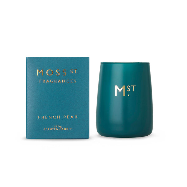 MOSS ST - CANDLE FRENCH PEAR