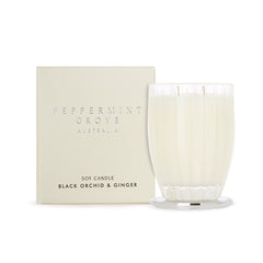 CANDLE - BLACK ORCHID AND GINGER
