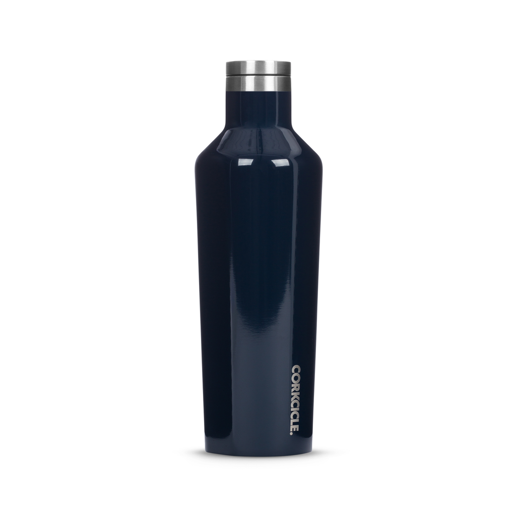 Corkcicle Insulated Stainless Steel Bottle - 475ml Navy
