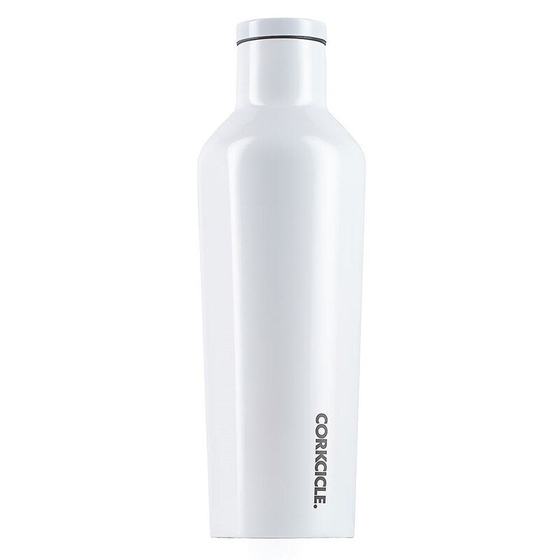 Corckcicle Insulated Stainless Steel Bottle - 475 ML -  Modernist White