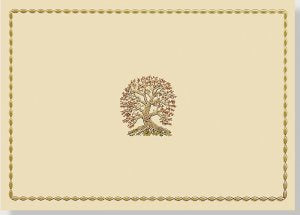 NOTE CARD- TREE OF LIFE