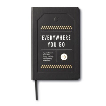 BOOK - EVERYWHERE YOU GO
