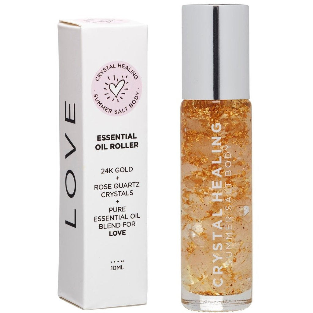 Essential Oil Roller - 10ml Love