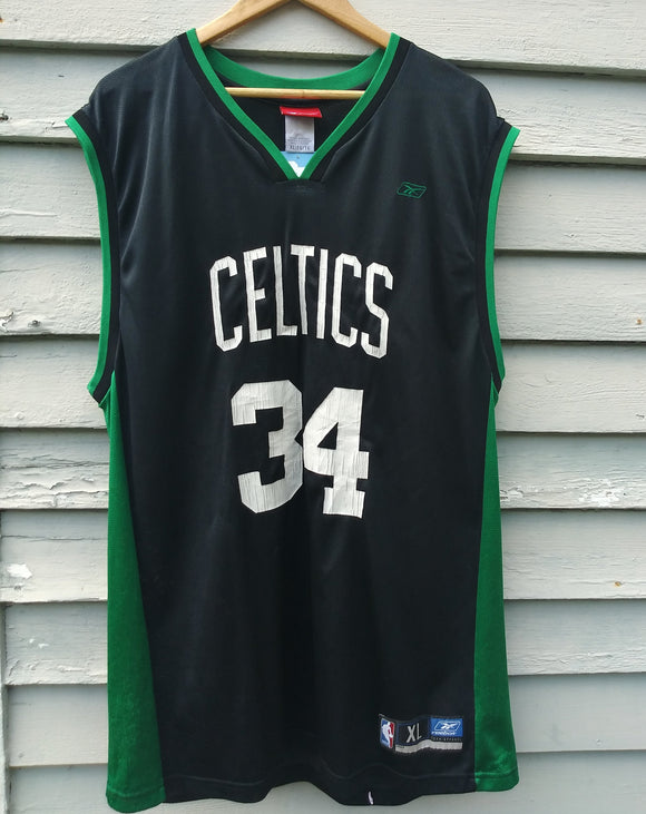 Paul Pierce Boston Celtics Reebok Jersey