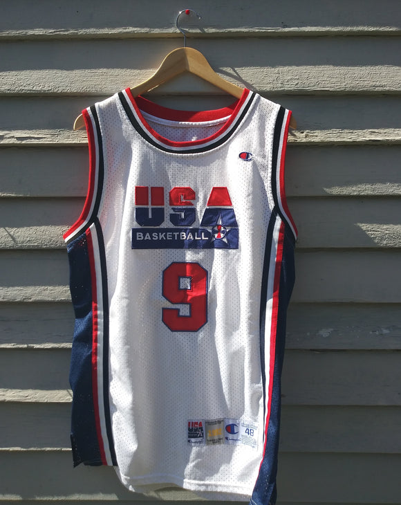 1992 Michael Jordan Team USA Jersey