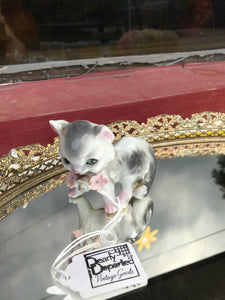 Mid century Cat figurine