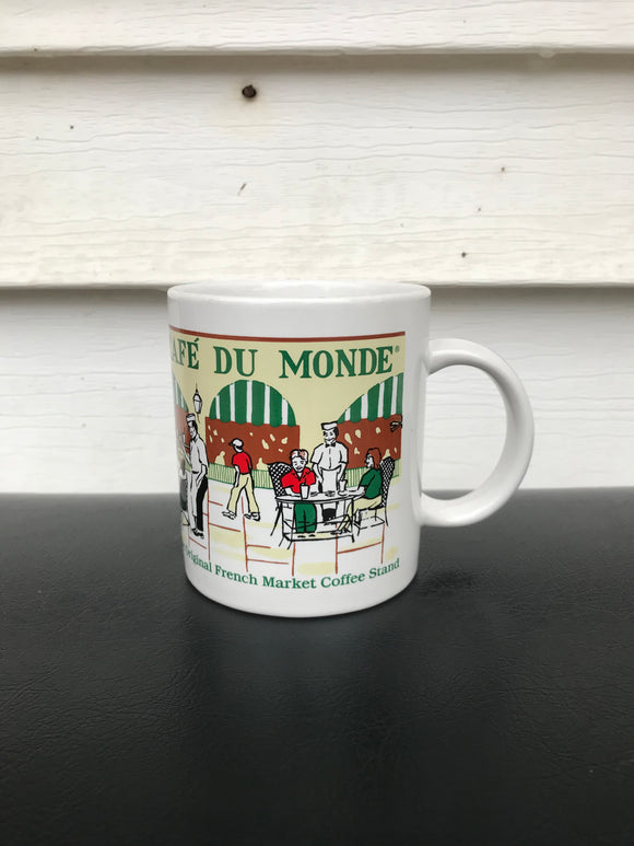 Cafe Du Monde coffee mug. ⁣