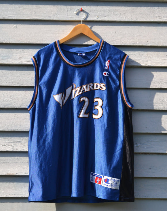 Michael Jordan Washington Wizards Champion Jersey