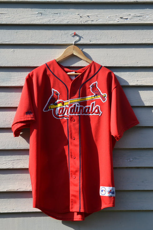 St. Louis Cardinals Mark Mcgwire Majestic Jersey