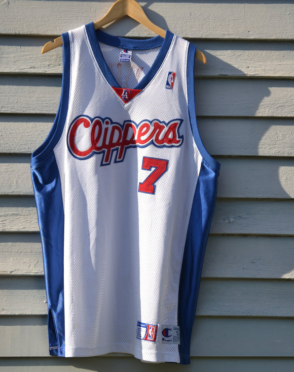 Lamar Odom Los Angeles Clippers Champion Jersey