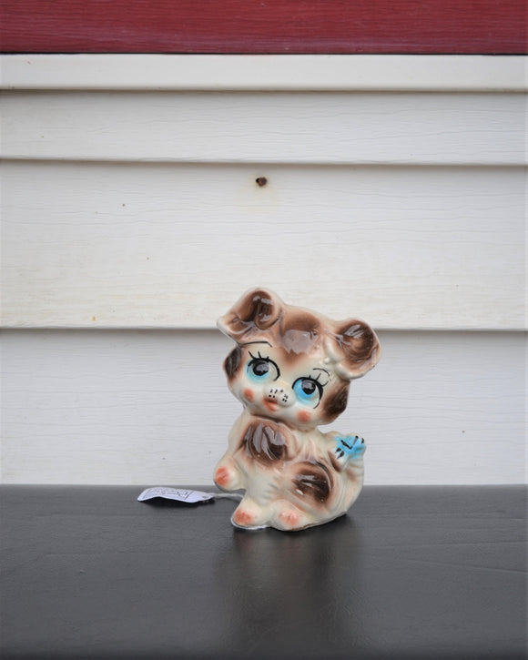 Ceramic Kitschy Puppy