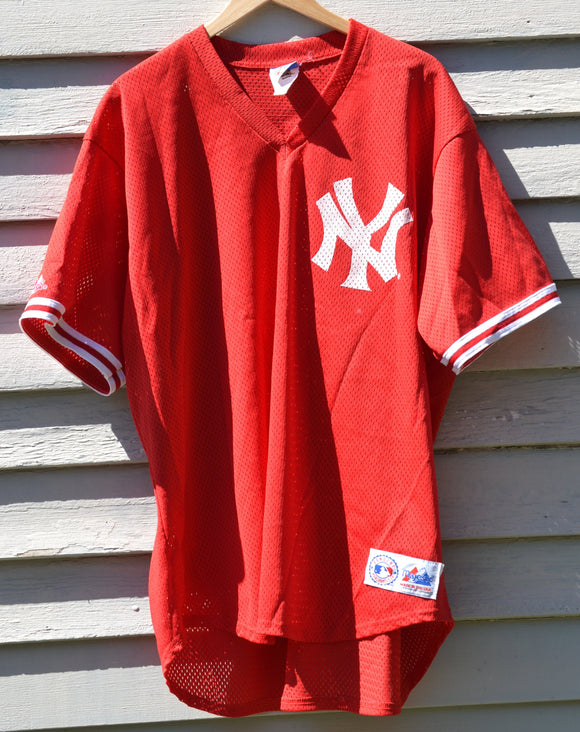 Hideki Irabu New York Yankees Majestic MLB Jersey