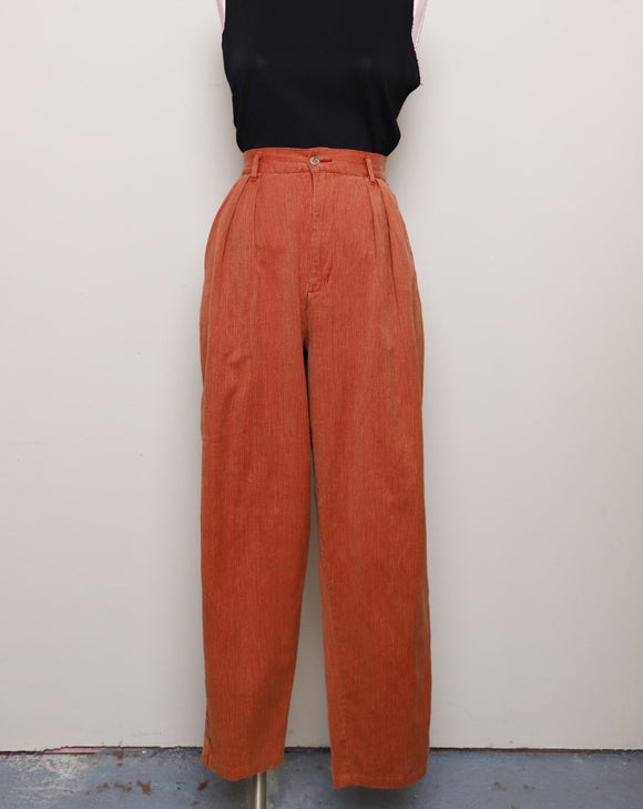 1990's Dockers burnt orange pants