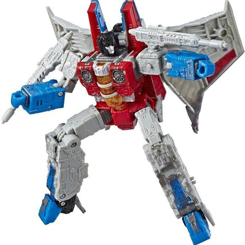 Transformers Toy Generation War Wfc-S24 Starscream