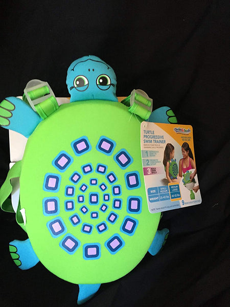Turtle Swim Two sided Trainer Flotation Device
