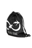 Drawstring Bag Unisex Travel Sports Gym Lightweight Adjustable Sports Sac Pack BONUS! FREE Pencil Case