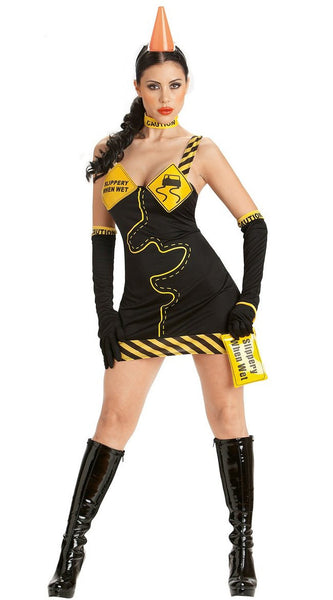 Sexy Slippery When Wet Adult Costume