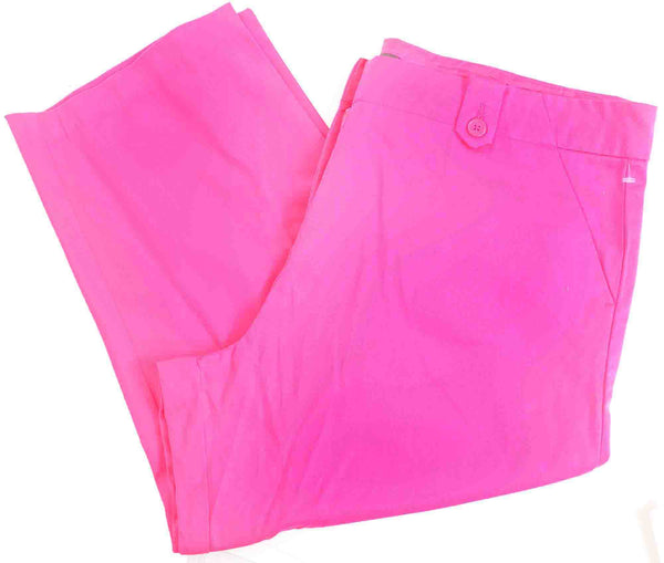 Hot Pink Capri Pants by the Limited Women's Crop Pant