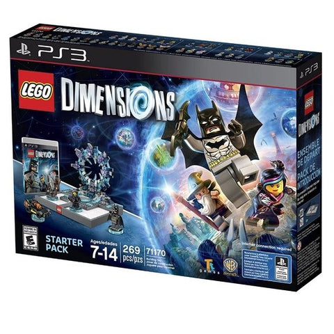 LEGO Dimensions Starter Pack - PlayStation 3 NIB