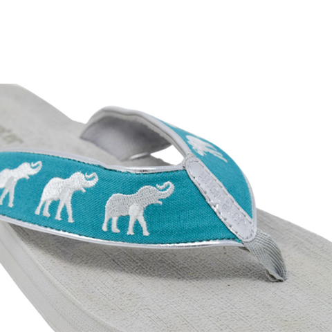 Tidewater Women's Topsail Elephant Sandals