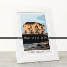 Load image into Gallery viewer, The Arcadia Vintage Style Poster