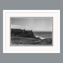 Load image into Gallery viewer, 'Rain is coming' - Dunluce Castle, Bushmills