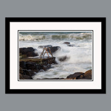 Load image into Gallery viewer, Photo print of The Herring Pond, Portrush