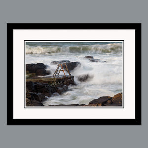 Photo print of The Herring Pond, Portrush