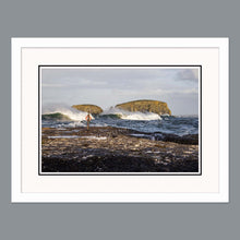Load image into Gallery viewer, 'Wave Chasing' - Sheep Island