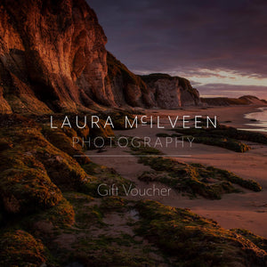 Laura McIlveen Photography Gift Voucher