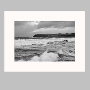 'Go chase the waves' - Portballintrae