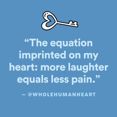 Community Feature: @wholehumanheart
