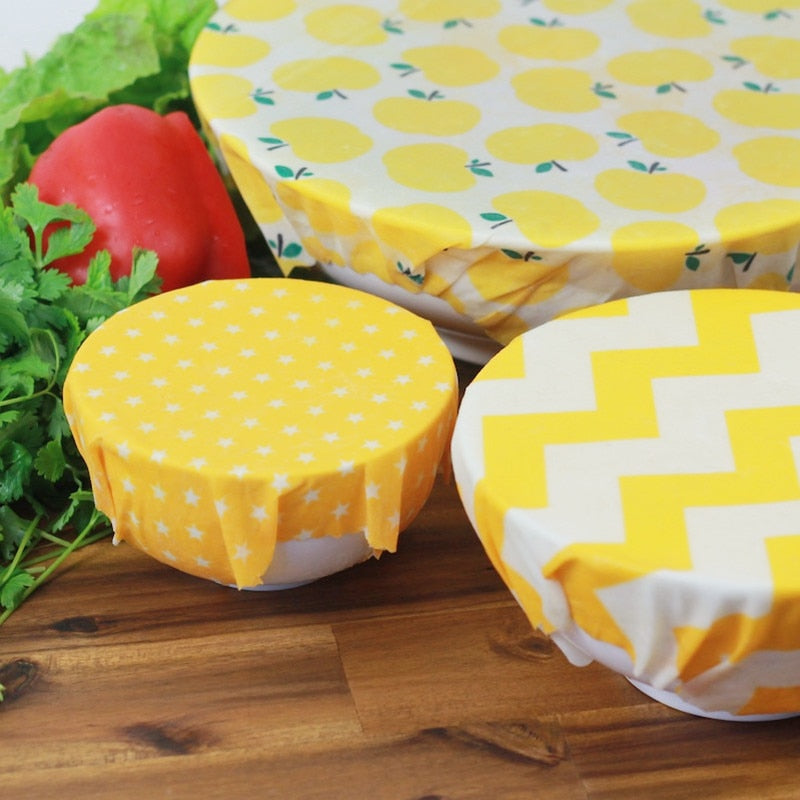 Inspire Ecoware™ Reusable Food Wraps (3 pack)