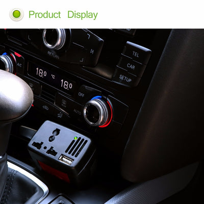 Car Power Inverter For Heatsbox - Inspireecoware