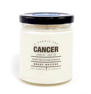 CANCER - Astrology Candles