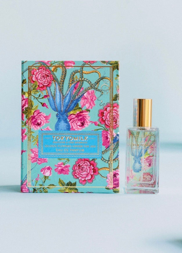 TokyoMilk - 20,000 Flowers Under The Sea Parfum