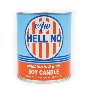Vintage Paint CANdle - Aw Hell No