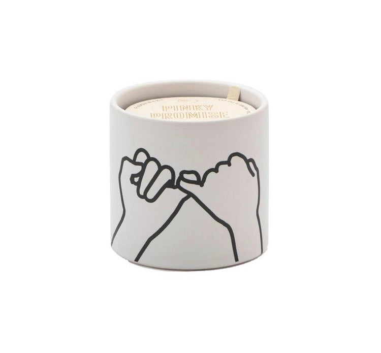 PADDYWAX IMPRESSIONS Pinky Promise Candle - Mirror Mirror Brow House