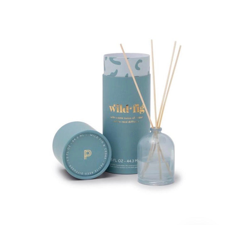 Paddywax WILD FIG Petite Reed Diffuser