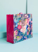 Load image into Gallery viewer, Tokyomilk Market Tote - 20,000 Flowers Under the Sea