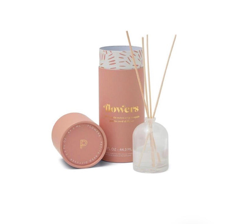 Paddywax FLOWERS Petite Reed Diffuser