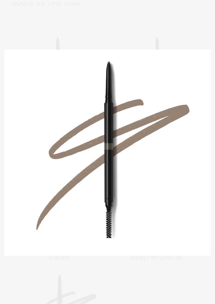 MM PRECISION BROW PENCIL Brunette - Mirror Mirror Brow House